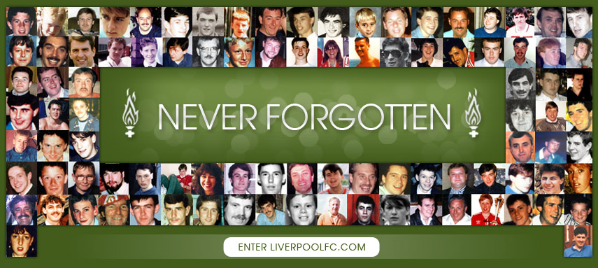 Justice for the 96 - April 15 1989